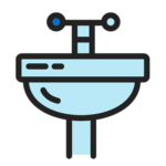 Drain Cleaning Icon