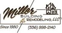 Miller Building and Remodeling, LLC